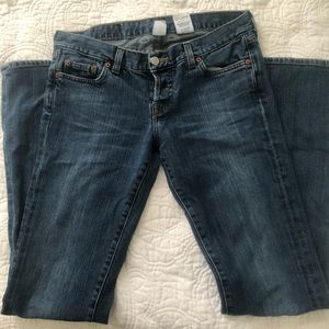 """Lucky Brand Jeans """"Dream"""" Size 6 long"""
